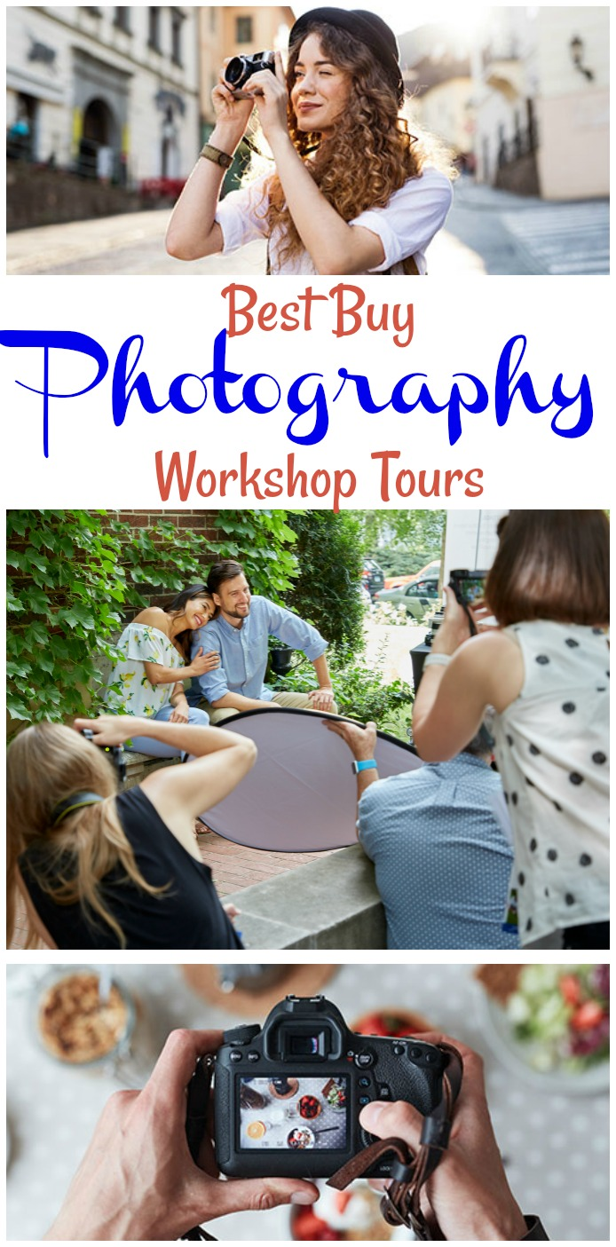 Best Buy Photography Workshop Tours
