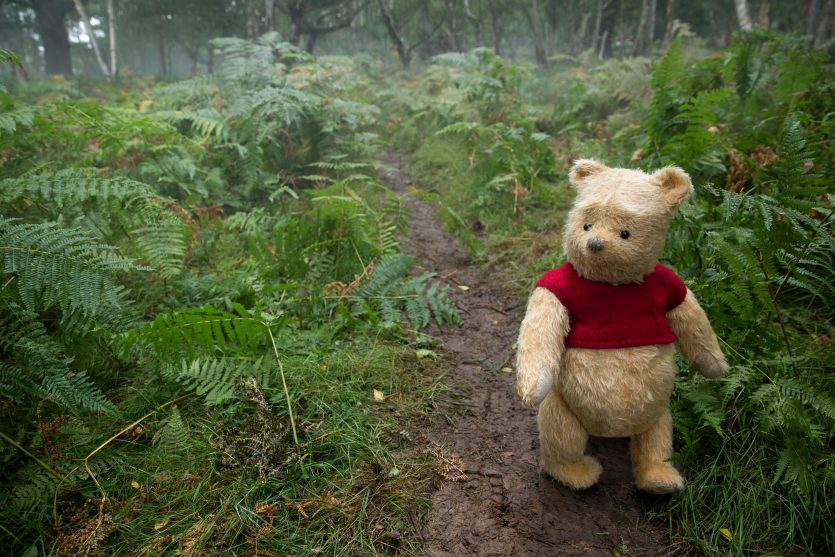 CHRISTOPHER ROBIN - Extended Sneak Peek Now Available #ChristopherRobin