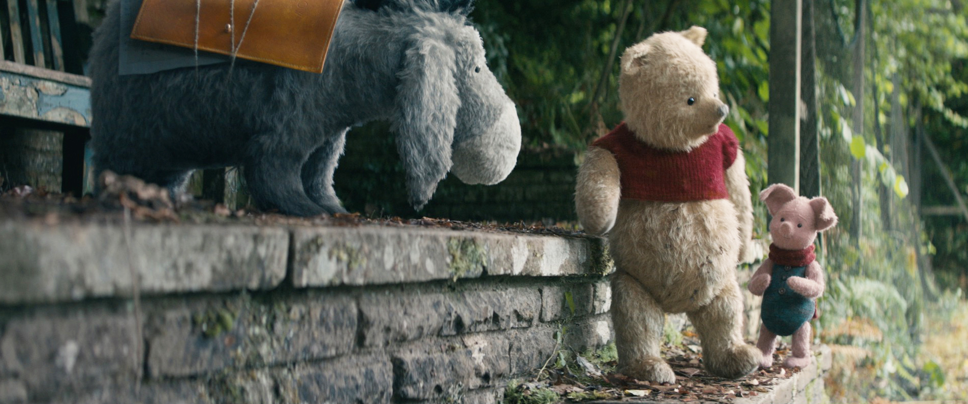 Christopher Robin Eeyore