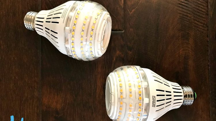 Upgrade Your Homework Space With SANSI LED Bulbs #Back2School18