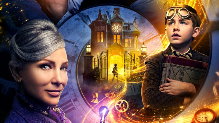THE HOUSE WITH A CLOCK IN ITS WALLS – In Theaters September 21 #HouseWithAClock
