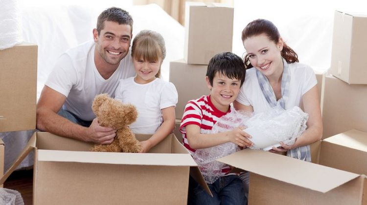 Moving the Family across Country? How to Make the Move Less Daunting