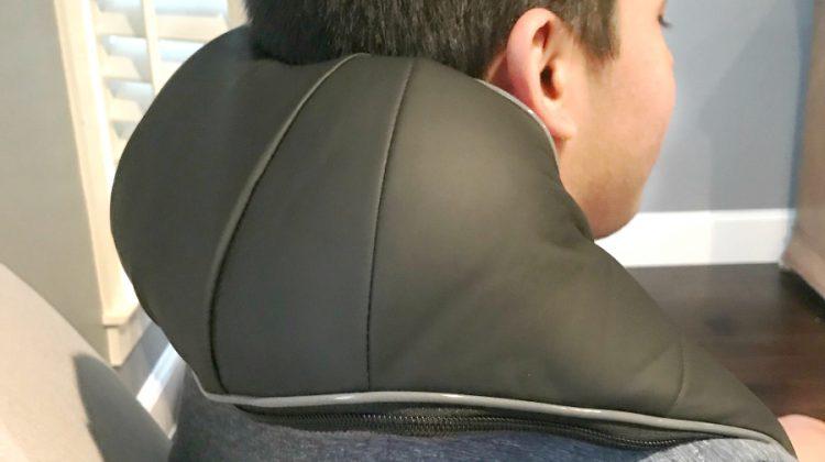 The Ultimate Heated Deep Tissue Neck Shoulder Massager #MDRsummerfun