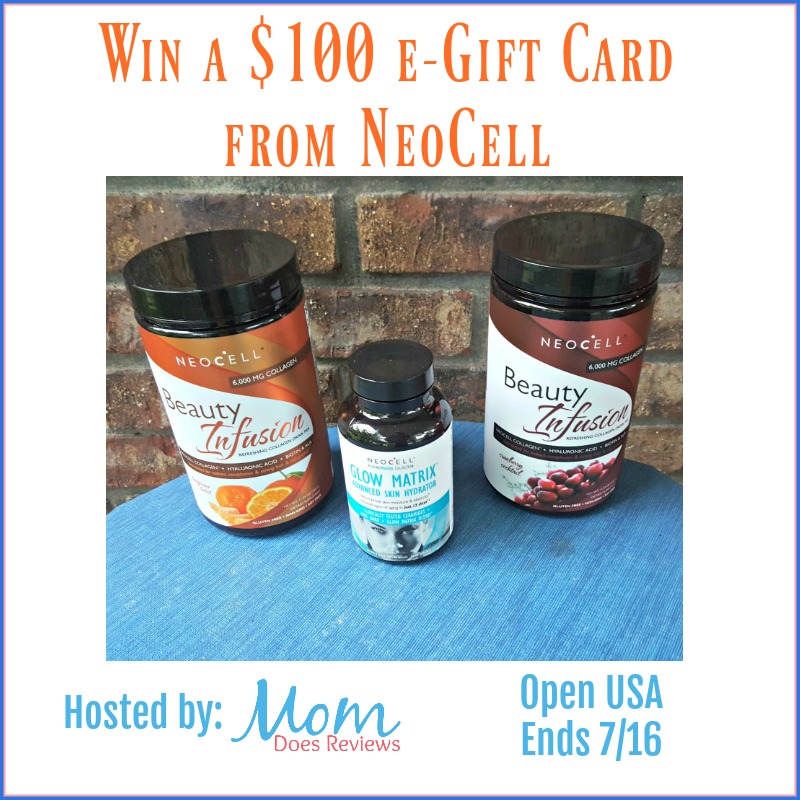 NeoCell Gift Card Giveaway