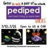 Pediped Shoes giveaway