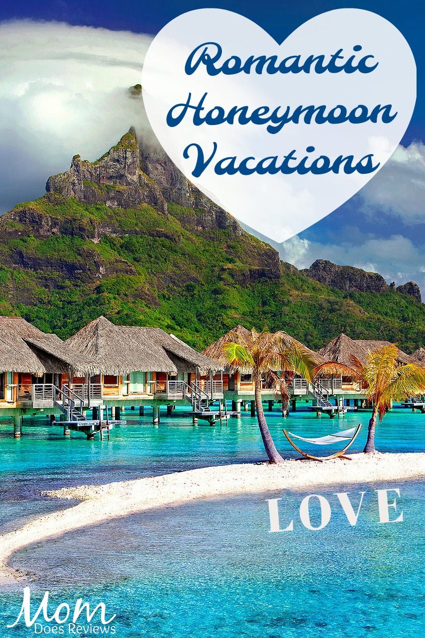 Romantic Honeymoon Vacations