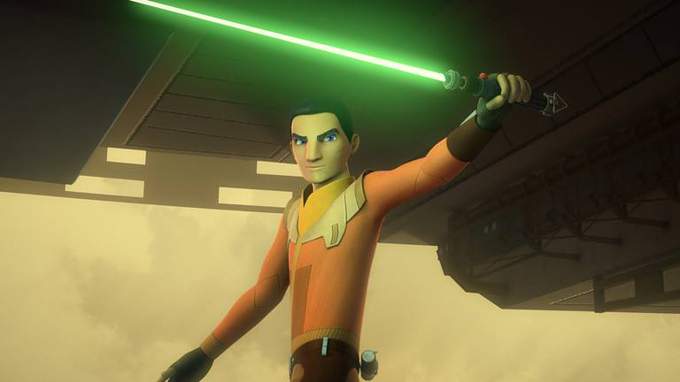 Star War Rebels Season 4