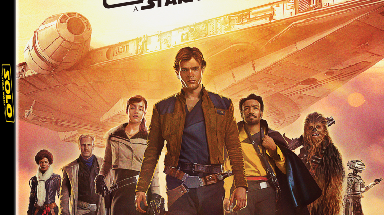 """Lucasfilm's """"Solo: A Star Wars Story"""" Arrives To Homes Digitally on 9/14 and on Blu-ray 9/25"""