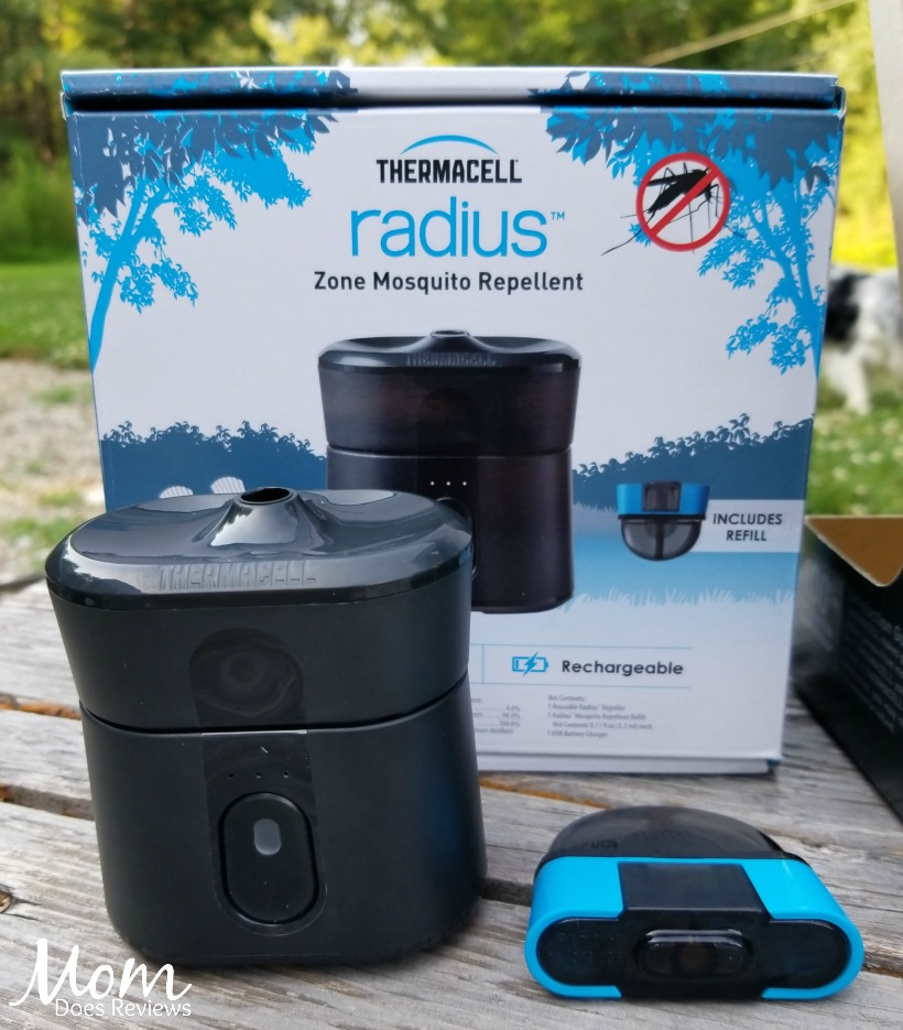 Thermacell Radius Zone Mosquito Repellent And Camp Lantern
