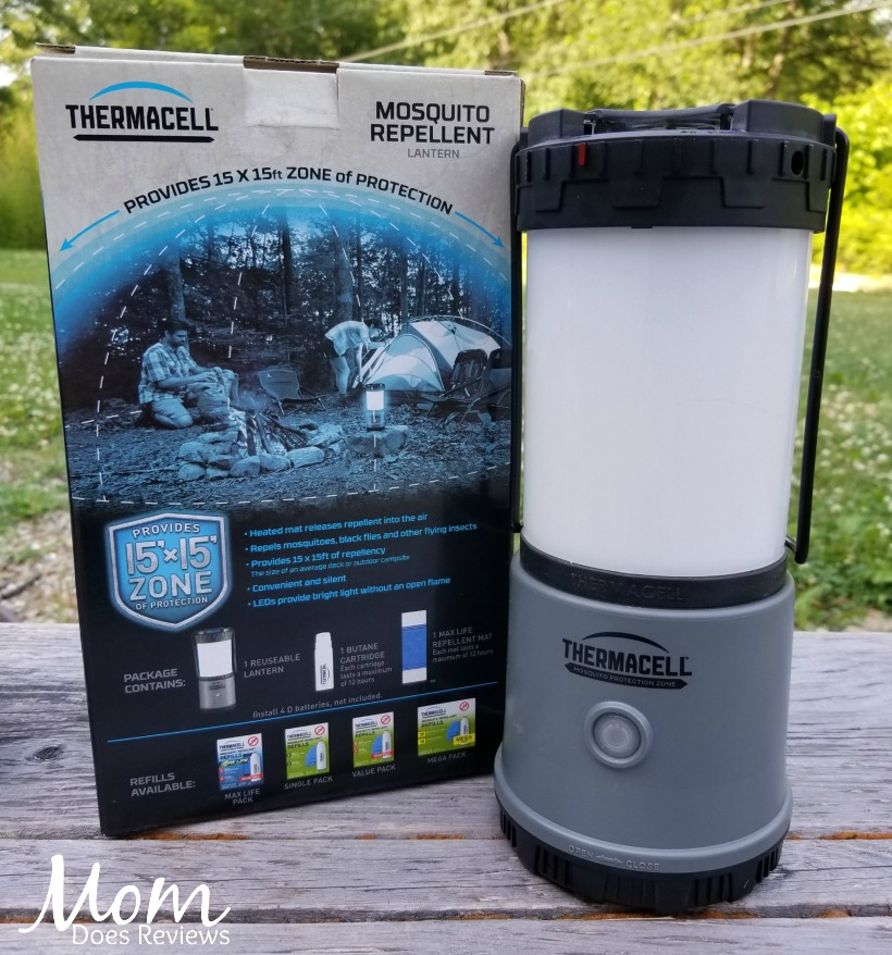 Thermacell Pathfinder Mosquito Repellent Camp Lantern