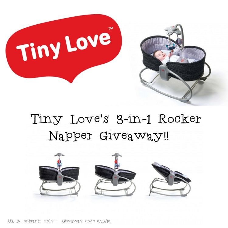 Win Tiny-Love-Rocker-Napper