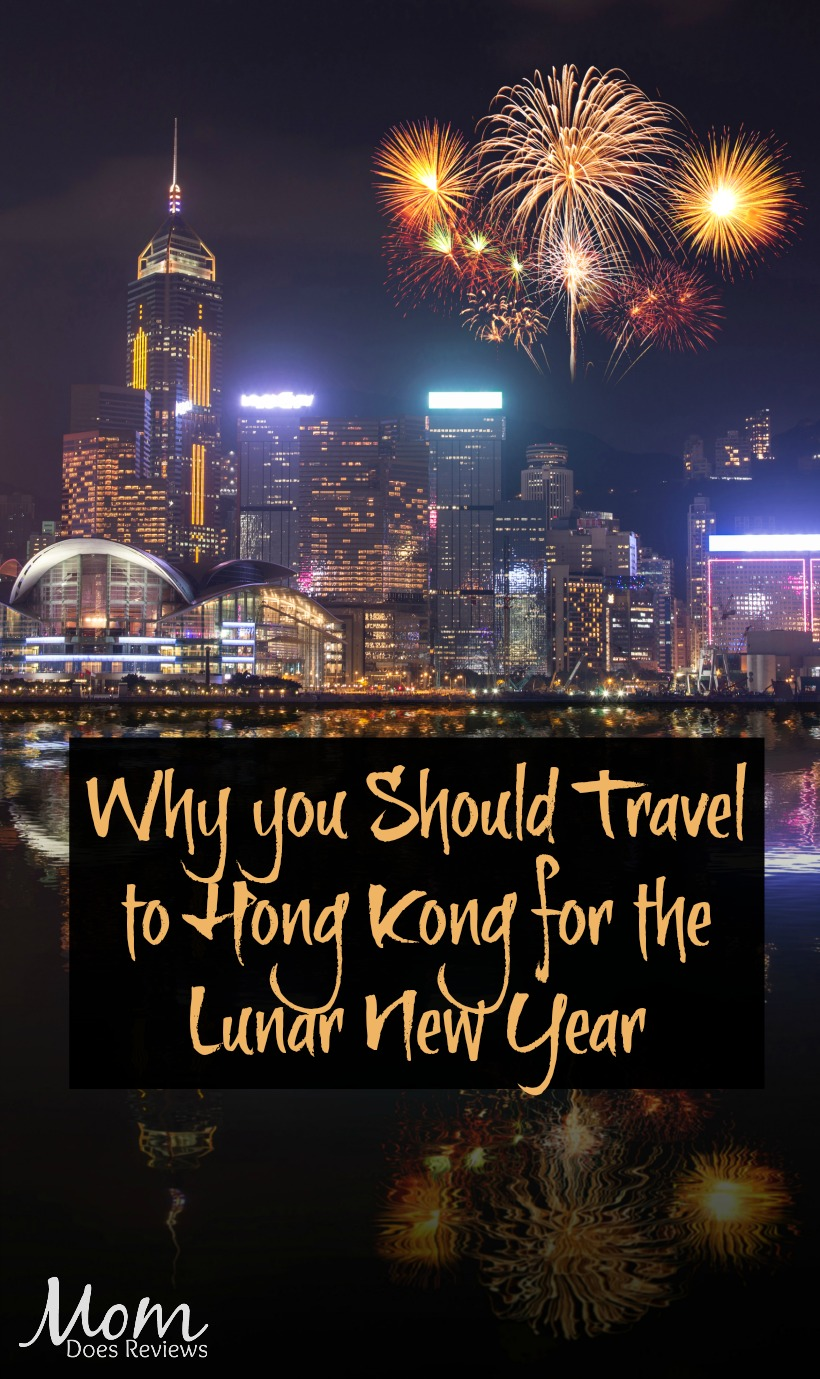 Why You Should Travel To Hong Kong For The Lunar New Year #travel #newyear #hongkong