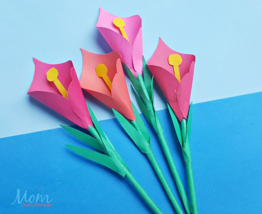 Calla Lilly Craft