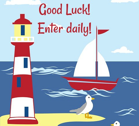 good luck lighthouse