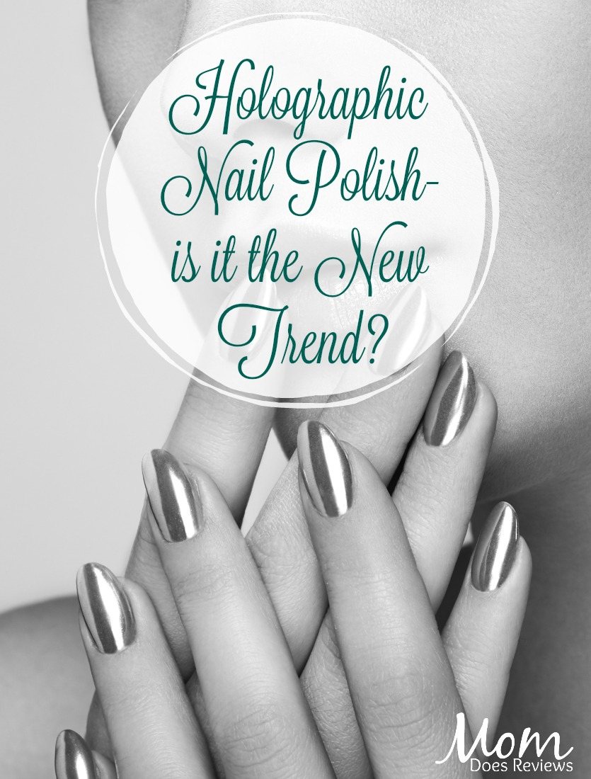 Is Holographic Nail Polish the New Trend? -