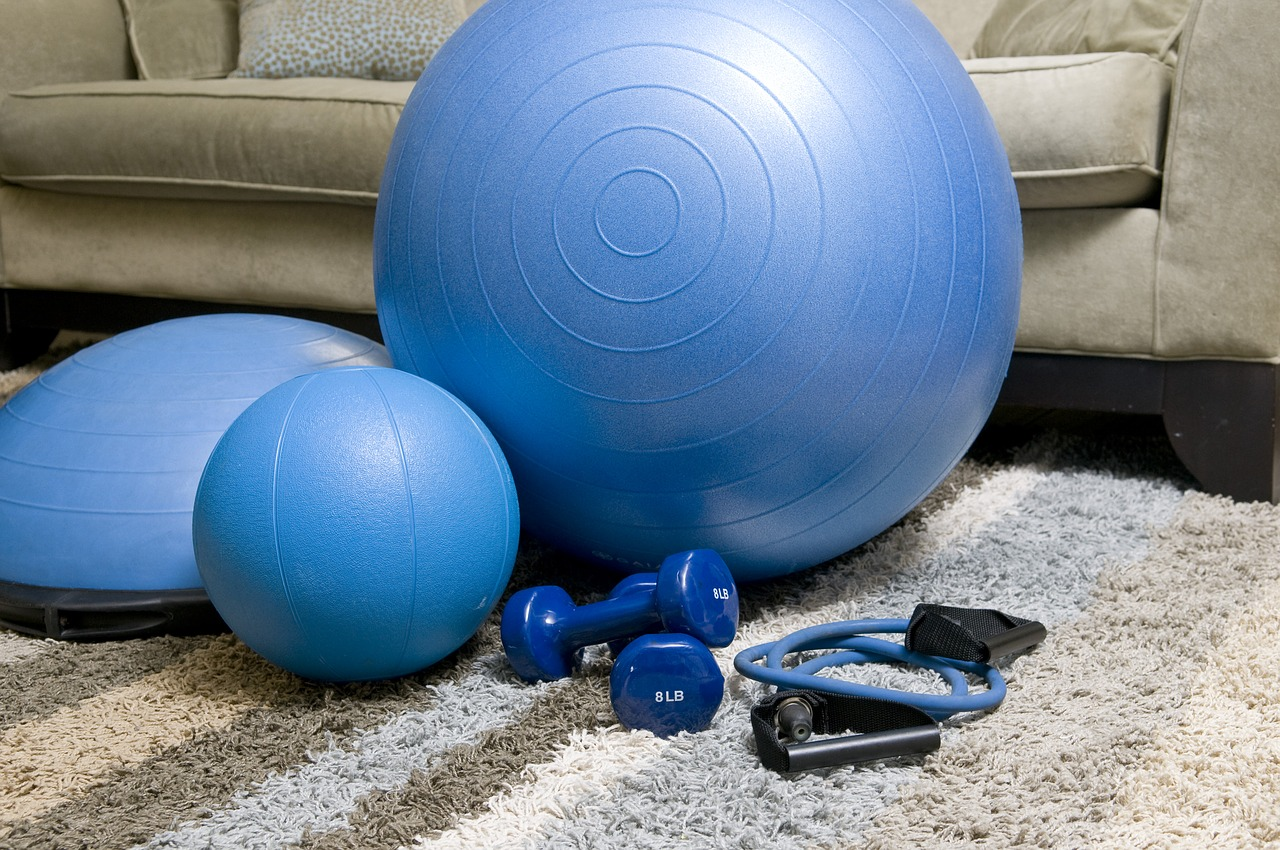 6 Home Exercise Tools That Can Help You Lose Belly Fats