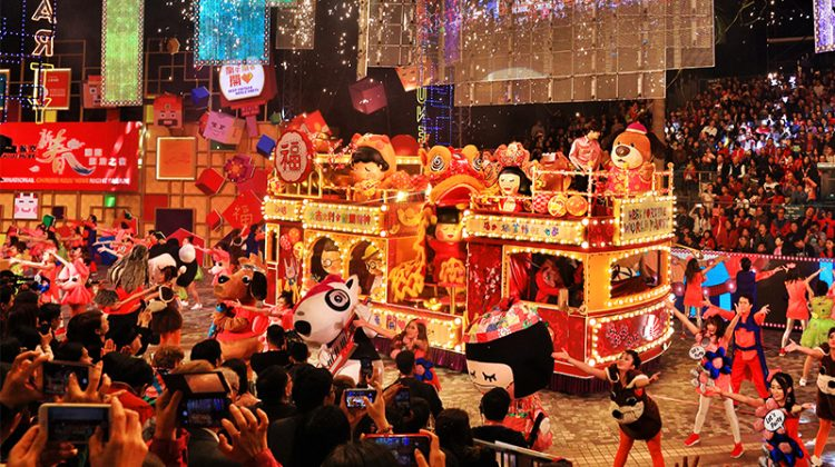 Why You Should Travel To Hong Kong For The New Year's Parade