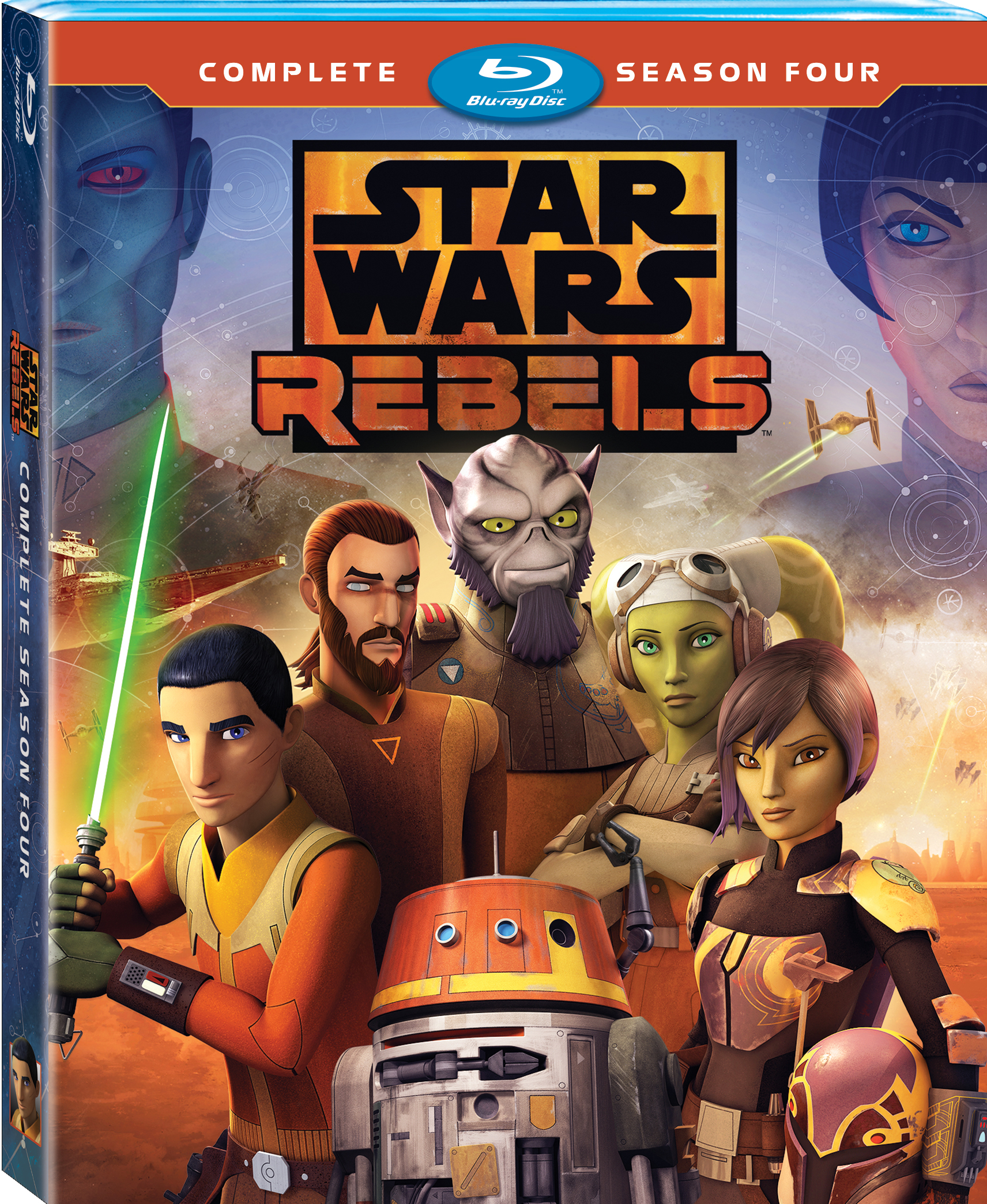 Star Wars Rebels Season 4 Kit Giveaway!
