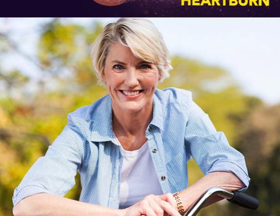 Got Heartburn? Omeprazole Orally Disintegrating Tablet gives Lasting Heartburn Relief #DissolveHeartburn