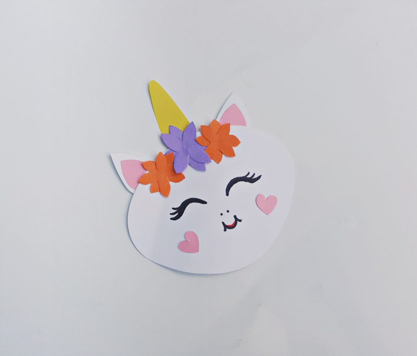 Unicorn Rainbow Craft