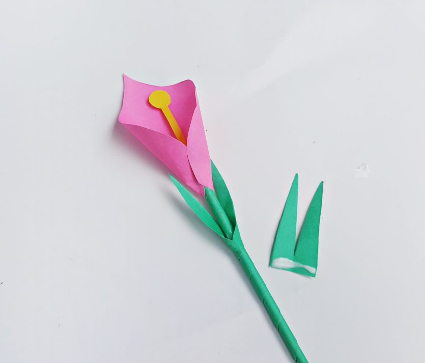 Calla Lily Craft
