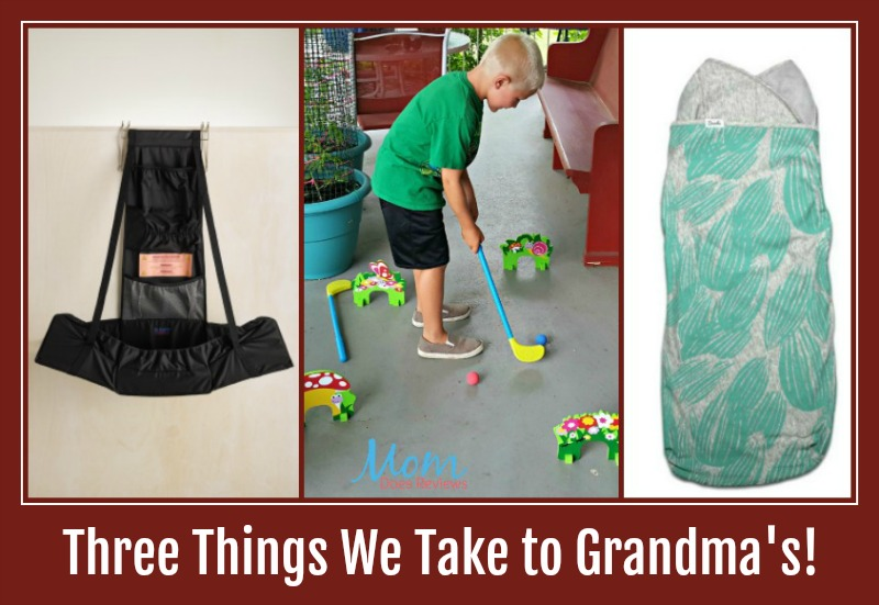 Three Things We Take to Grandmas