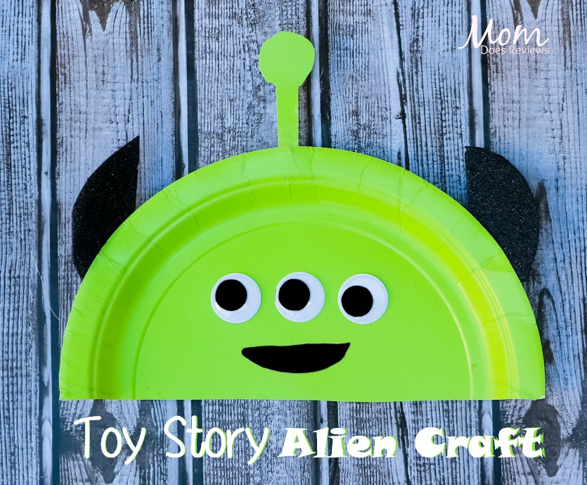 Toy Story Alien Craft