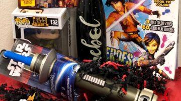 Star Wars Rebels Season 4 Kit Giveaway!