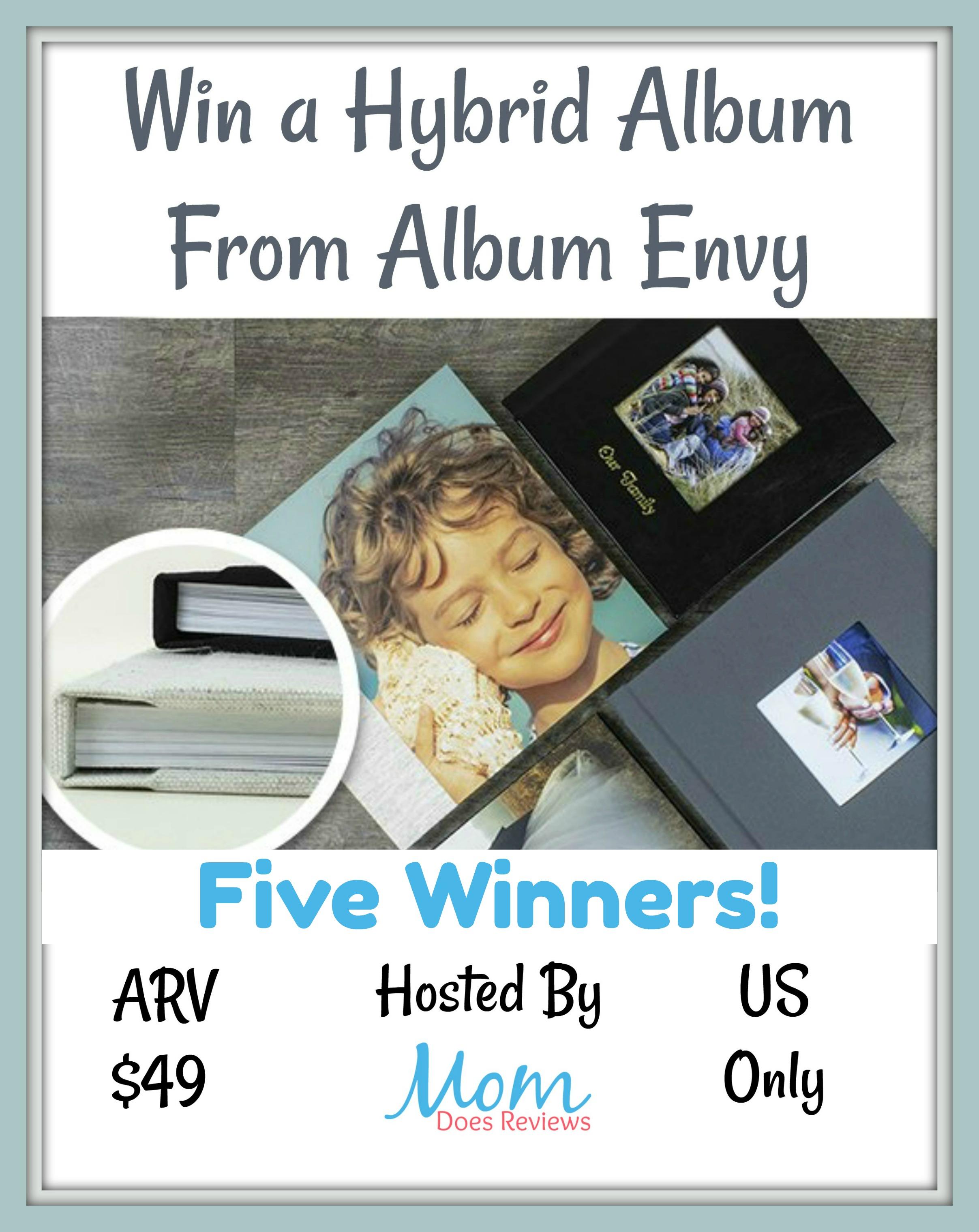5 winners Album Envy