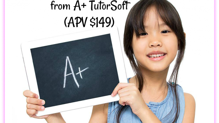 win a Family Math Package (up to 10 students) from A+ TutorSoft (APV $149)