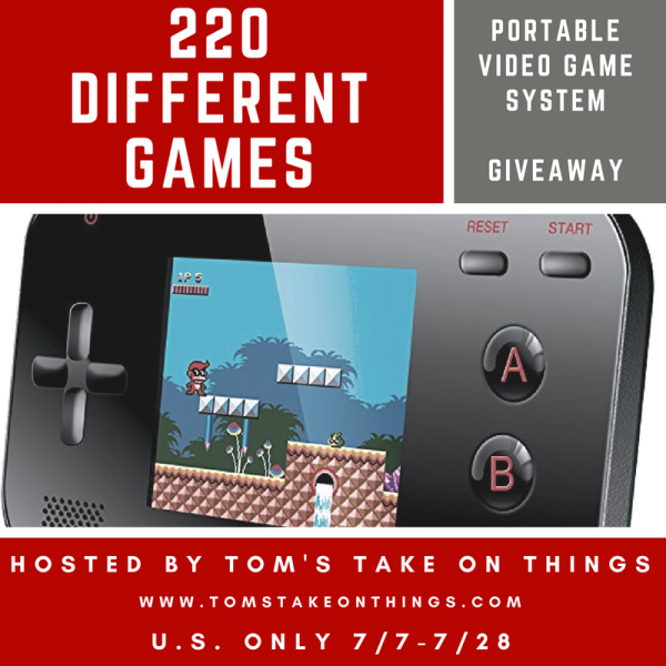 Win Handheld Video Game