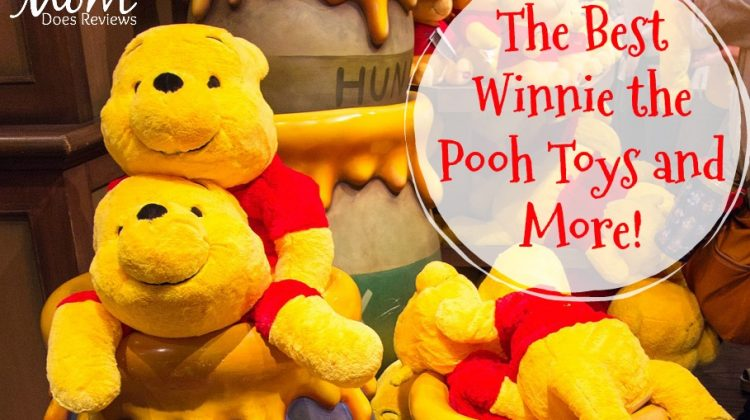 The Best Winnie the Pooh Toys, Games and more! #Winniethepooh