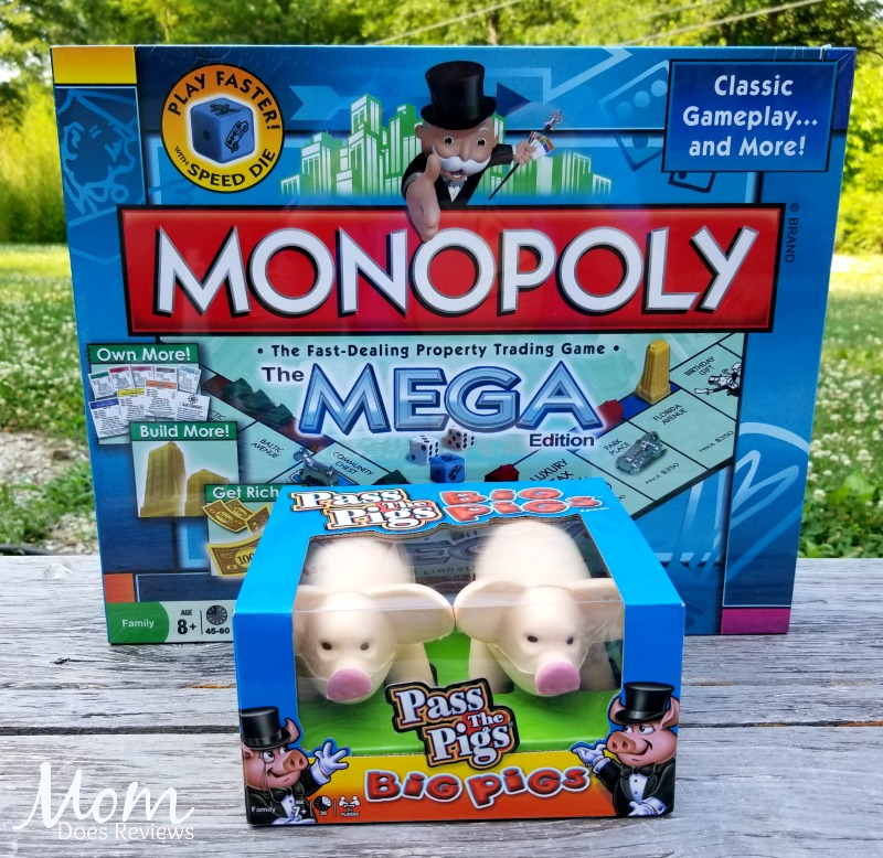 Win a HUGE Family Game Prize Pack from Winning Moves