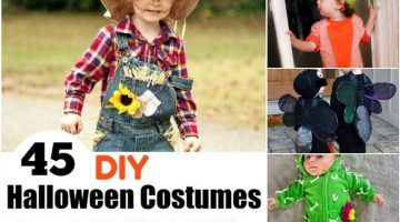 45 DIY Halloween Costumes for a Spooktacular Good Time #FunHalloween18