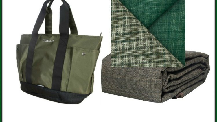 #Win Tote and Blanket by CGEAR Open to USA, ends 8/24 #MDRSummerFun