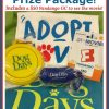 Dog Days Giveaway button