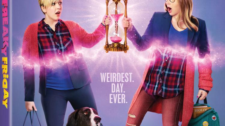 Freaky Friday: A New Musical on Disney DVD September 25th!