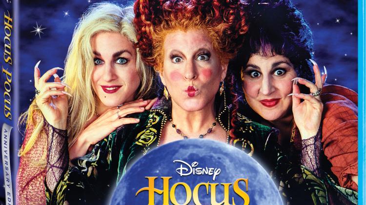 The 25th Anniversary Edition of Hocus Pocus #disney #hocuspocus