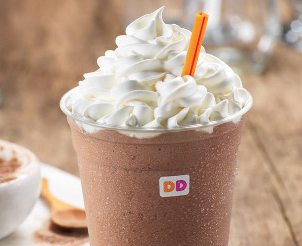 dunkin frozen drink