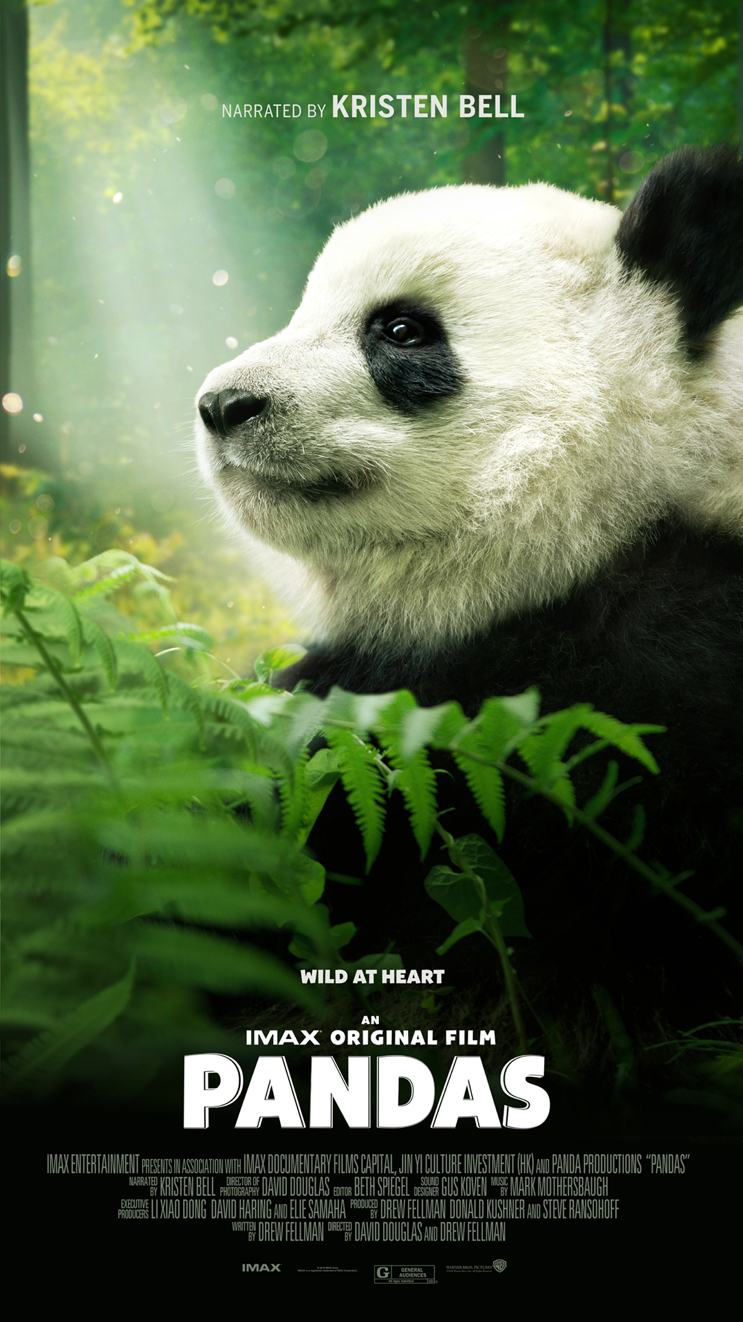 PANDAS coming to IMAX 8/17