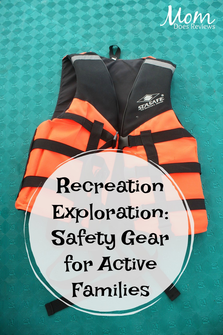 Recreation Exploration: Safety Gear Options for Active Families