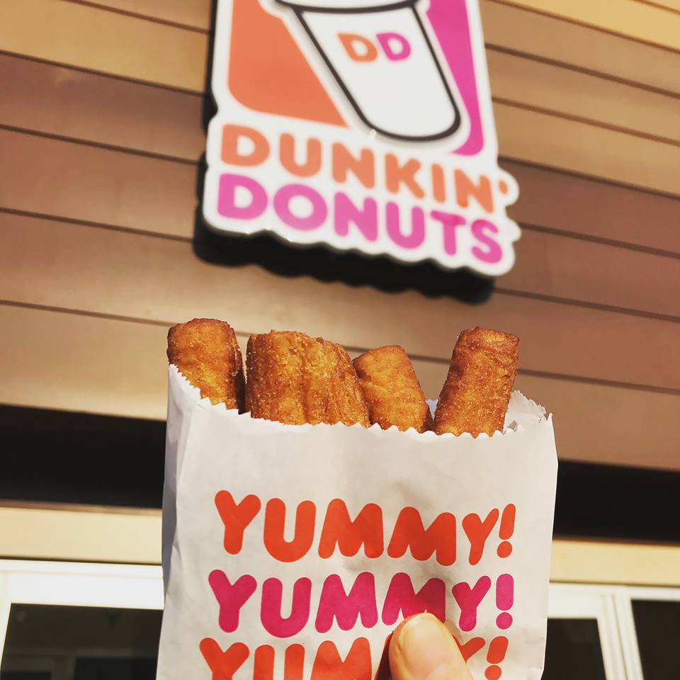 Donut Fries!