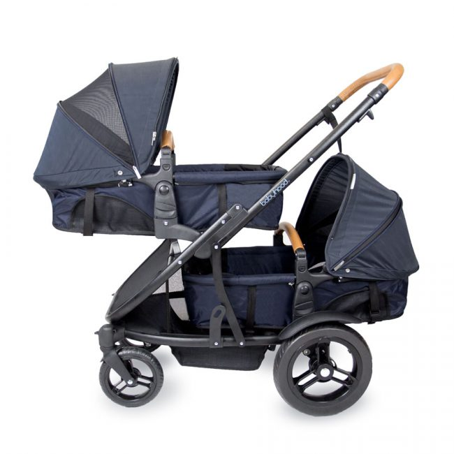 Factors to consider before buying a double pram and stroller