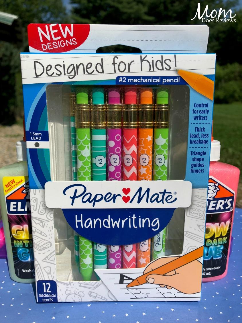 Papermate handwriting pencils
