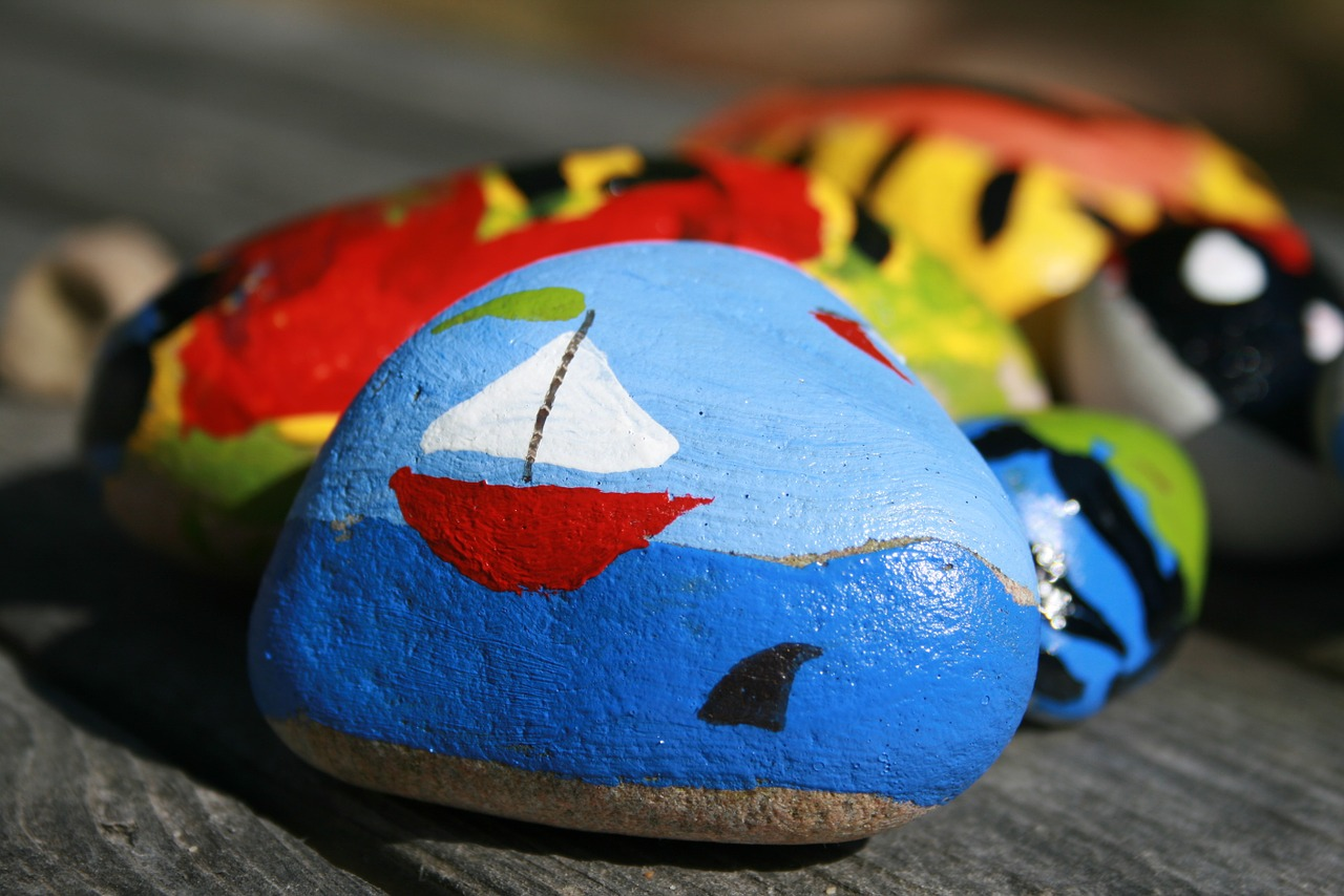Rock Painting Supplies- Everything you need to Get Started!