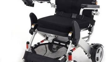 Travel with the Portability of a Lightweight Wheelchair