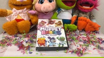 #Win a Muppet Babies Prize Pack! US ends 8/22