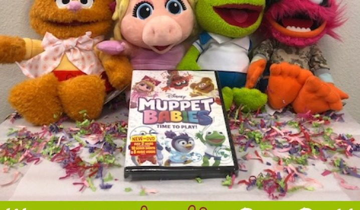 Win Muppet babies prize pack