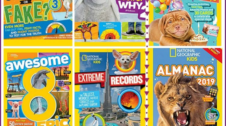 #Win a BirthdayGift Prize PackGiveawayfrom National Geographic
