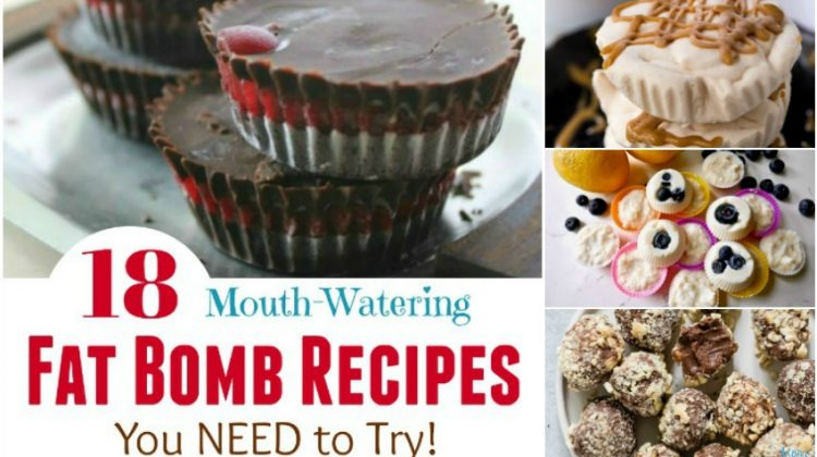 18 Mouth-Watering Fat Bomb Recipes You NEED to Try!
